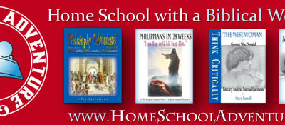 Homeschool Adventure Back to School Sale
