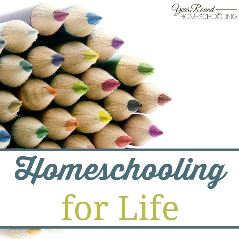 Homeschooling for Life