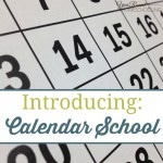 Introducing Calendar School
