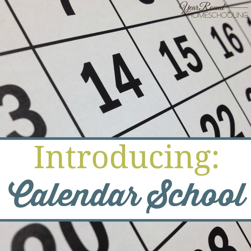 Introducing Calendar School