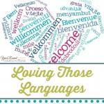 Loving Those Languages