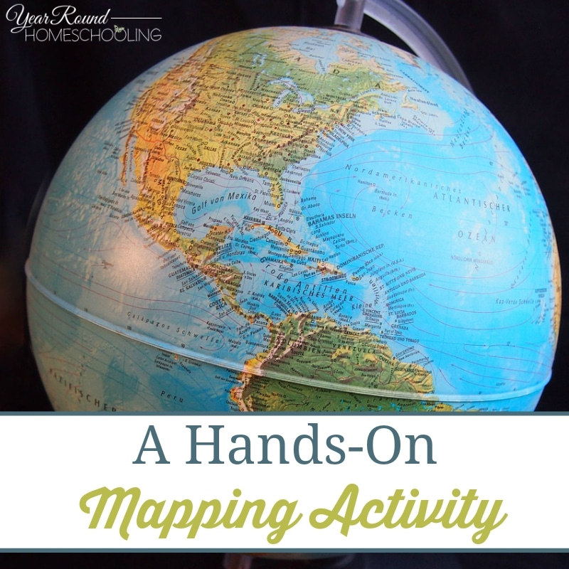 A Hands-On Mapping Activity