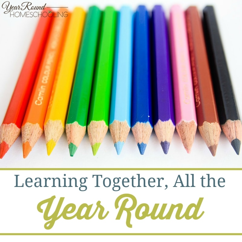 Learning Together, All the Year Round