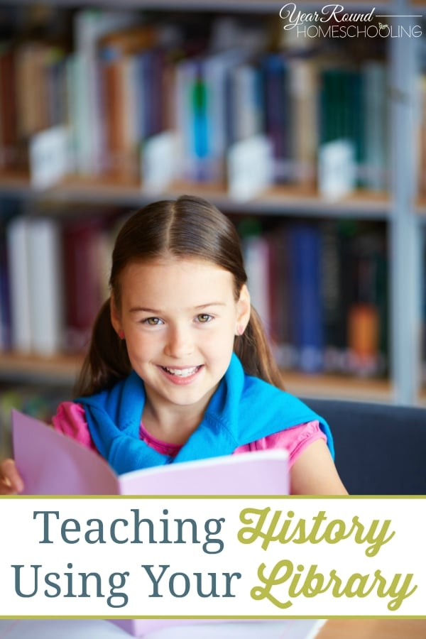 Teaching History Using Your Library - By Joelle