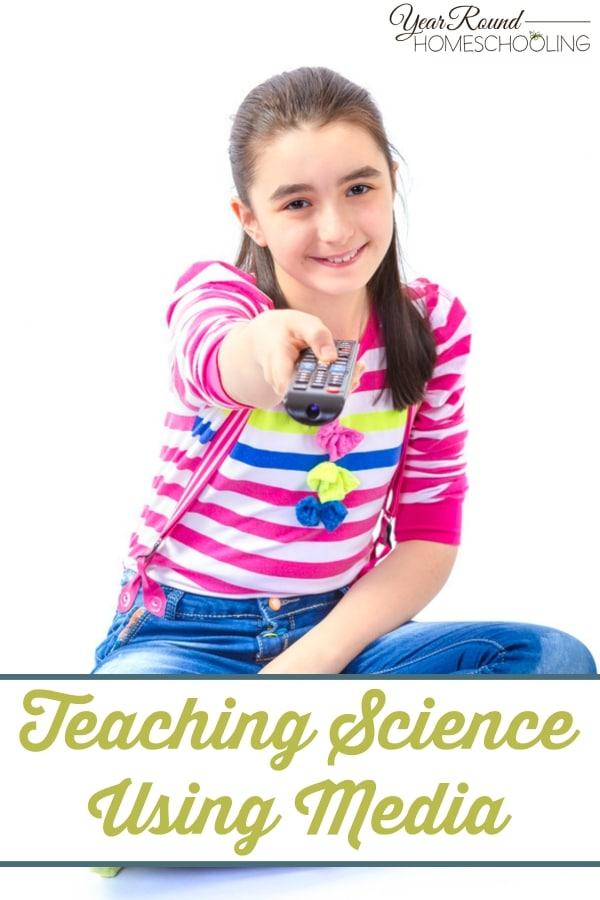 Teaching Science Using Media - By Joelle