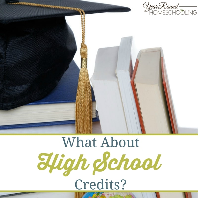 What About High School Credits?