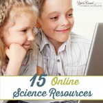 15 Online Science Resources