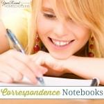 Correspondence Notebooks