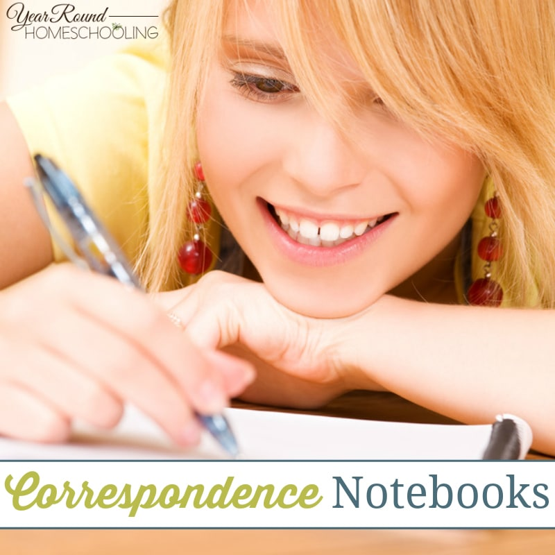 Correspondence Notebooks