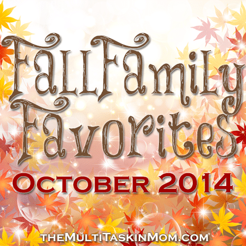 Fall Family Favorites Giveaway!