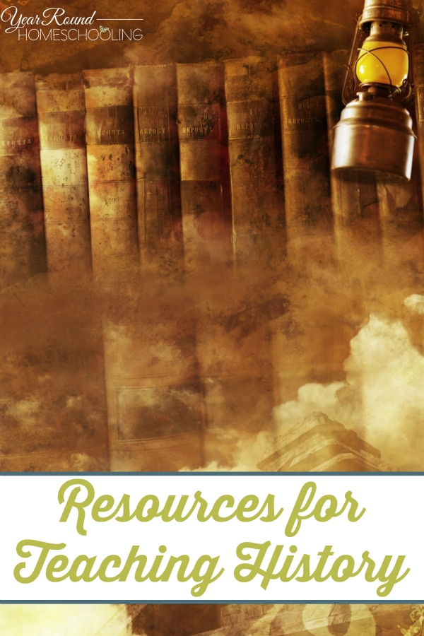 Resources for Teaching History - By Joelle