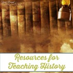Resources for Teaching History