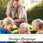 The Best Way to Learn a Foreign Language