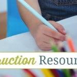 Art Instruction Resources