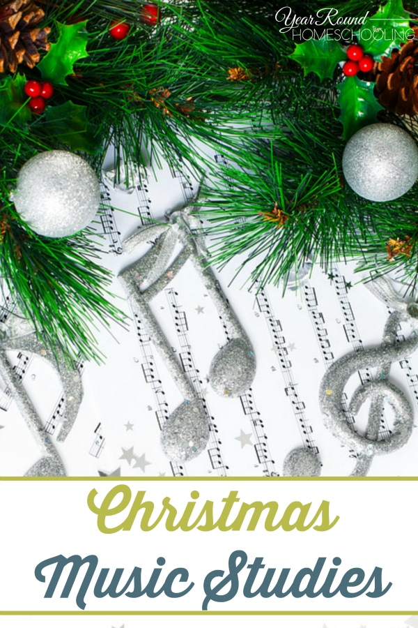 Christmas Music Studies - By Annette