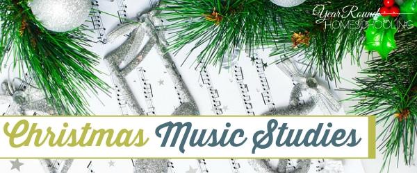 Christmas Music Studies
