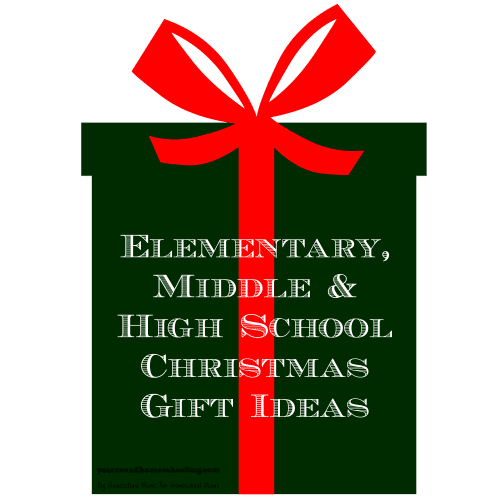 Elementary Christmas Gift Ideas