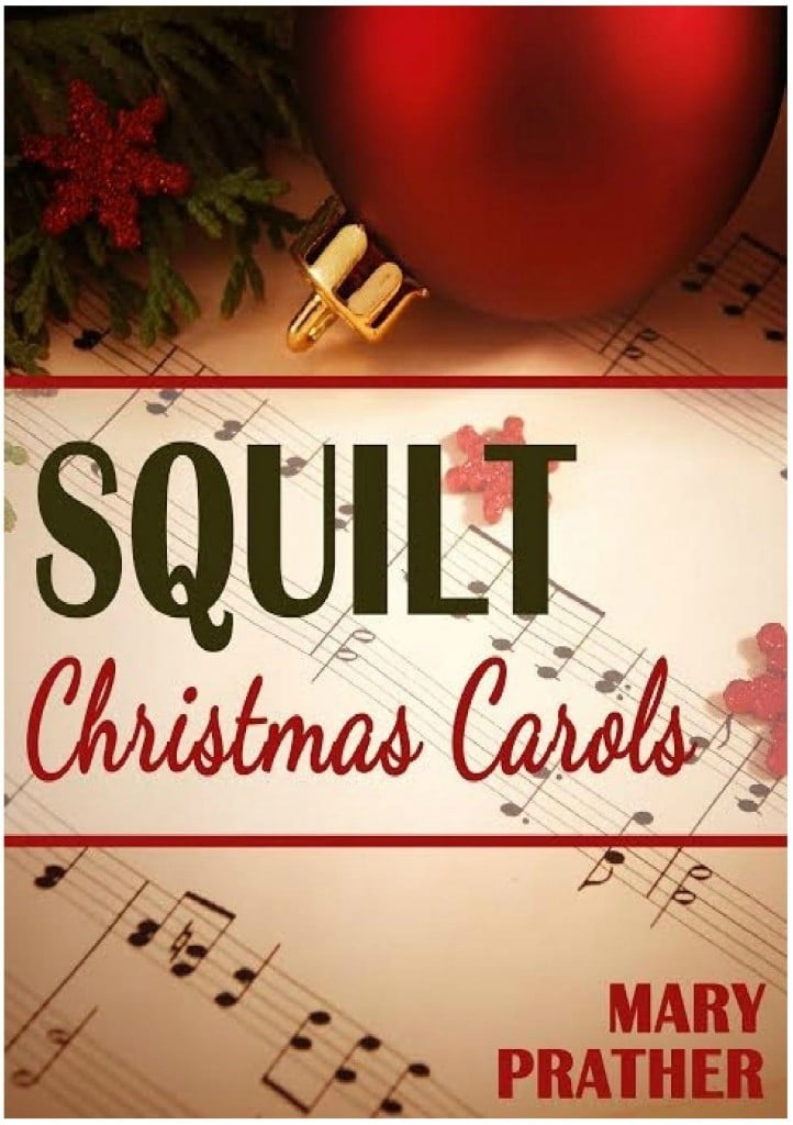 SQUILT Christmas Carols title page