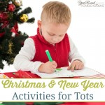 Christmas & New Year Activities for Tots