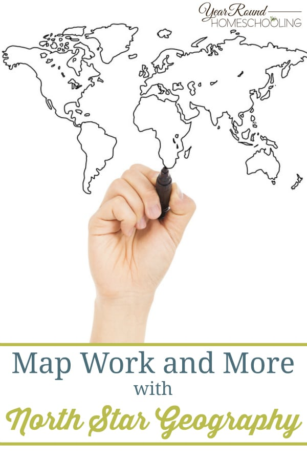 Map Work and More with North Star Geography - By Misty Leask