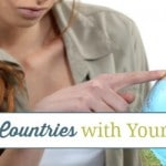 Researching Countries with Your Children