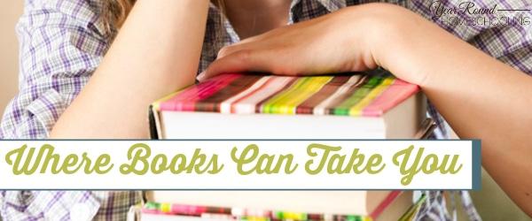 Where Books Can Take You