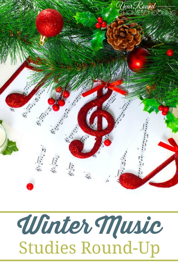 Winter Music Studies Round-Up - By Annette