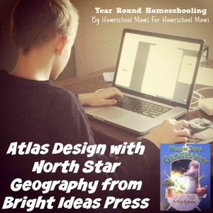 Atlas Design with North Star Geography - By Misty Leask