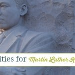 Books & Activities for Martin Luther King Jr. Day