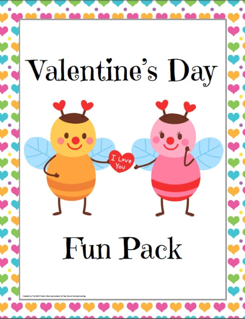Valentine's Day Fun Pack
