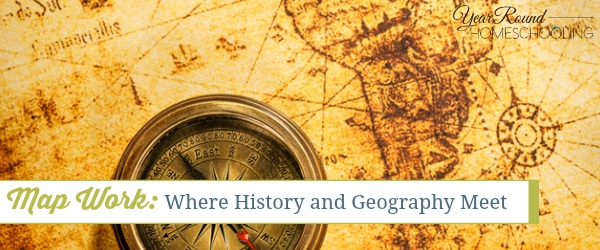 Map Work – Where History and Geography Meet