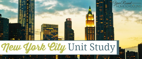 New York City Unit Study