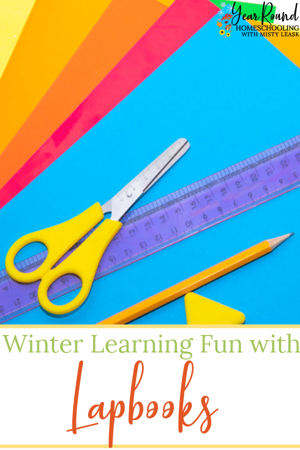 winter learning fun with lapbooks, winter learning fun lapbooks, winter learning lapbooks, winter lapbooks, lapbooks winter