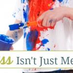 Art Class Isn't Just Messy