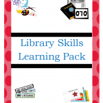 Free Library Skills Printable Pack