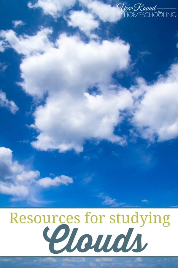 Resources for Studying Clouds - By Jolene
