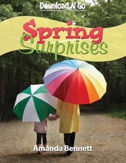 Spring Surprises lapbook