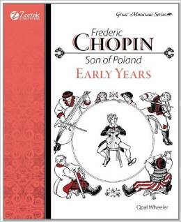 chopin early years