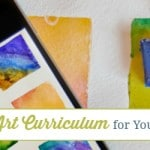 An Easy Online Art Curriculum for Your Homeschool