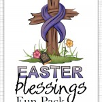 Free Easter Blessings Fun Pack