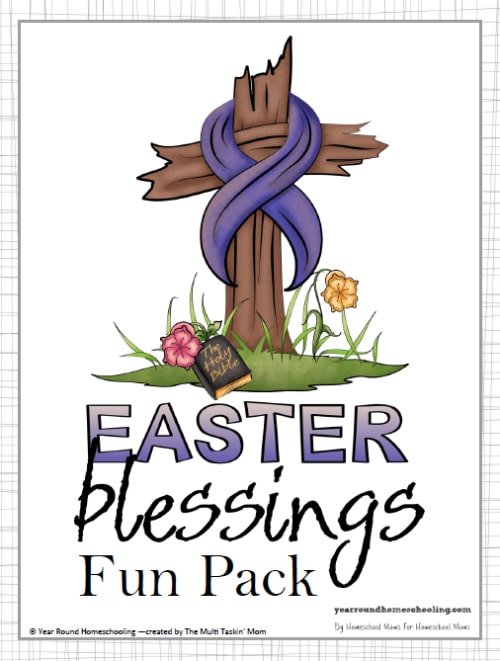 Easter Blessings Fun Pack