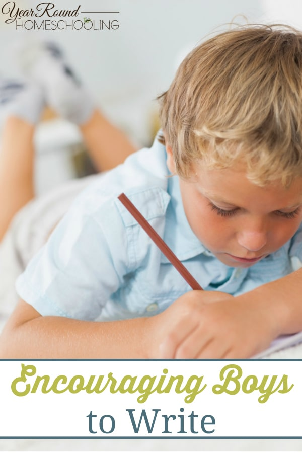 write, writing, boys, homeschool, homeschooling