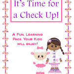 Free Doctor's Day Pretend Play Packet