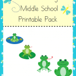 https://www.yearroundhomeschooling.com/free-frog-unit-study-and-printables-middle-school
