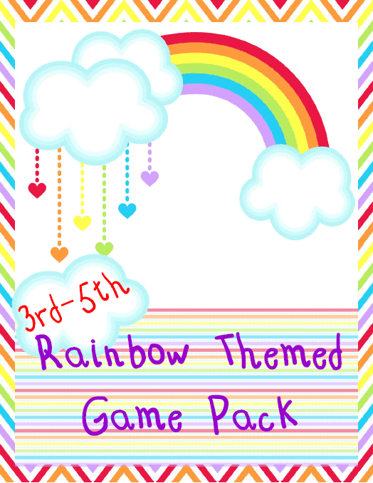 Rainbow Game Pack (3rd-5th)