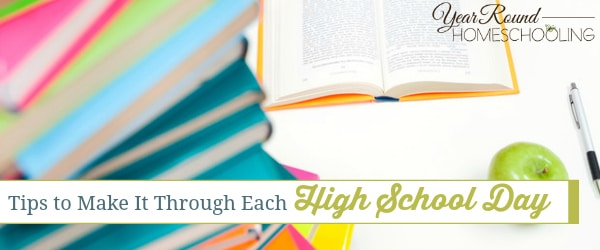 Tips to Make It Through Each High School Day