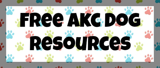 Free AKC Dog Resources