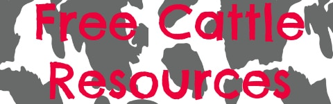 Free Cattle Resources