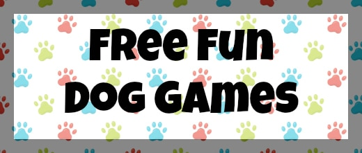 Free Fun Dog Games