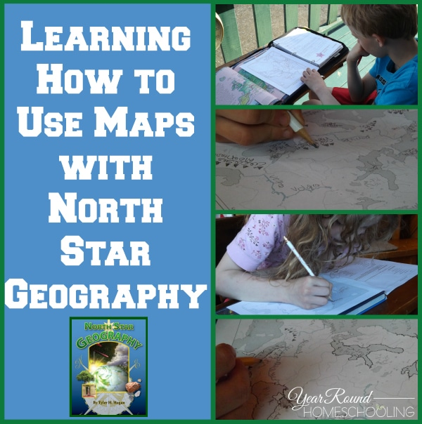 Learning How to Use Maps with North Star Geography - By Misty Leask